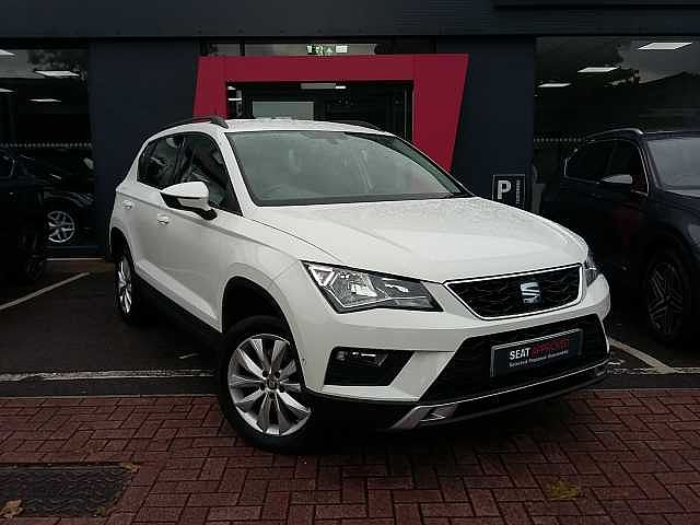 SEAT Ateca SE 1.4 EcoTSI 150 PS 6-speed manual